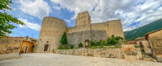 Immagine del virtual tour 'Castello Medievale Cantelmo '